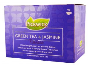 Pickwick Green Tea and Jasmine