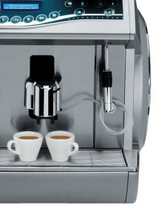 saeco idea coffee machine for cafe the coffee scent. Black Bedroom Furniture Sets. Home Design Ideas
