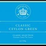 classic ceylon green
