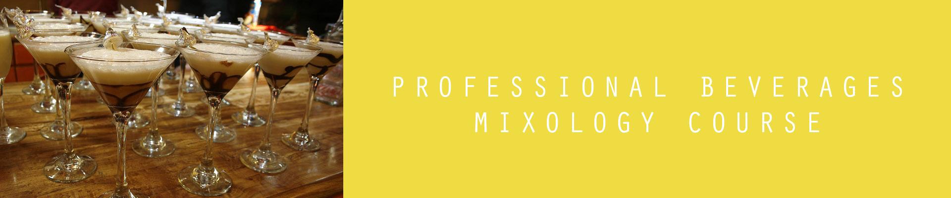 Mixology Training Course