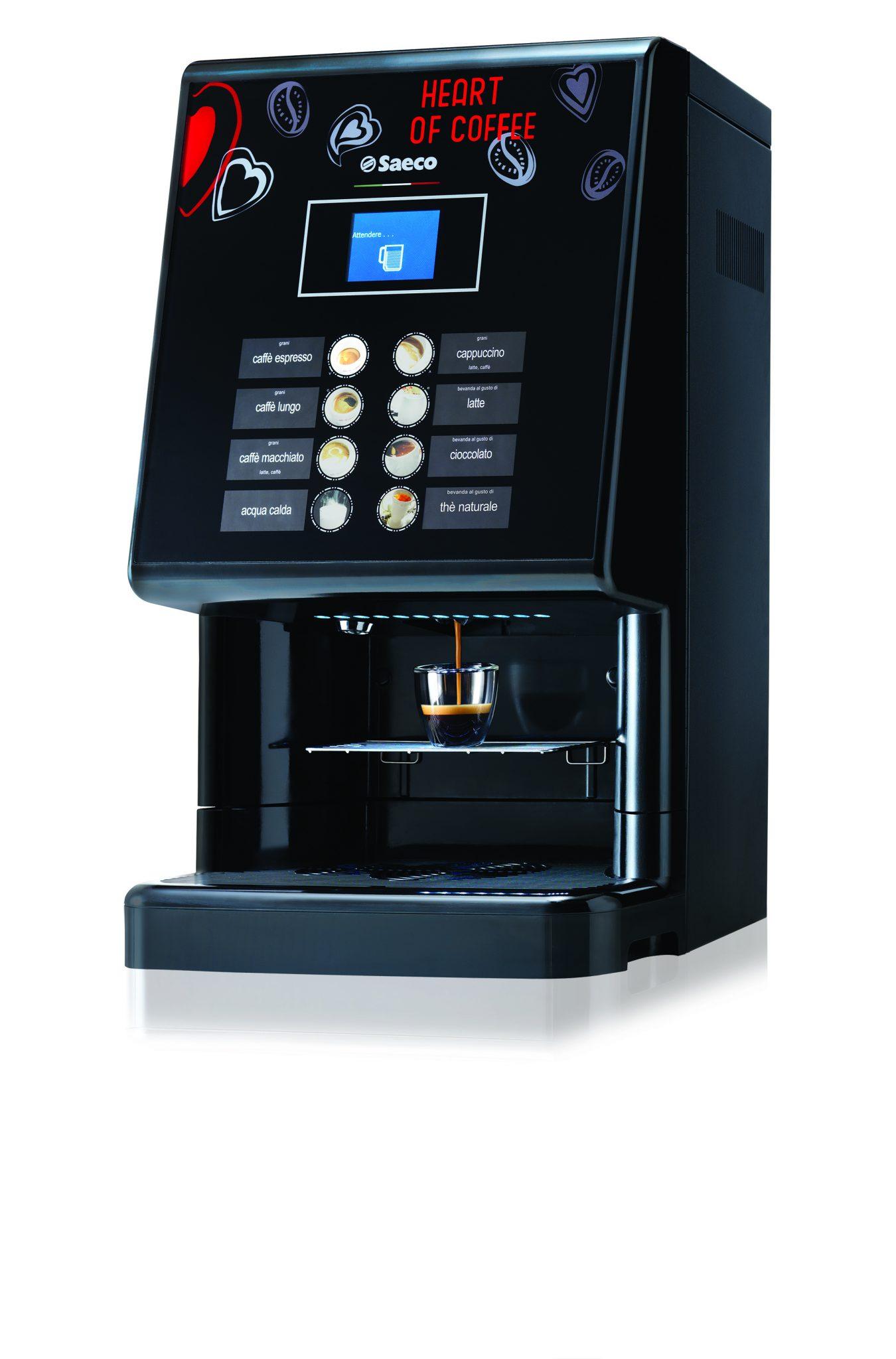 Saeco Phedra Evo Espresso Table Top Vending Coffee Machine The Coffee Scent